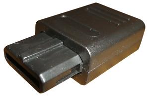 Nintendo SNES / Super Famicom, N64, GameCube AV Multi Out Plug Connector Stecker