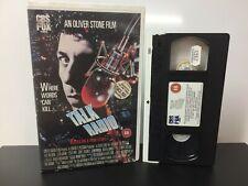 Talk Radio - (VHS) - Big Box - Ex Rental #