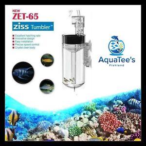 ZISS AQUA ZET-65 Aquarium Fish Egg Tumbler Incubators Hatchery Cichlids Shrimp