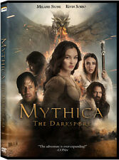 Mythica 2: The Dark Spore (2016, DVD NIEUW)