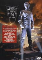 Micheal Jackson Video Greatest Hits History DVD 🇨🇦 Seller !