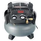 SENCO 1.5 HP 6 Gallon Pancake Air Compressor PC1280 NEW