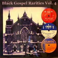 BLACK GOSPEL RARITIES - Volume #4 - 24 VA Tracks