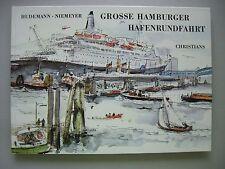 Grosse Hamburger Hafenrundfahrt 1975 Hamburg Hafen