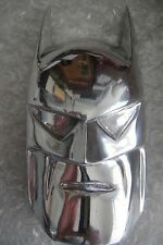 WARNER BROS BATMAN Limited Edition MASK Pewter/Aluminum W/BOX 1997 Statue NIB