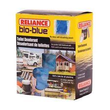 Reliance Bio-Blue Toilet Deodorant Odor Neutralizer 12 Pouches 2642-03