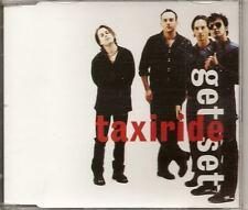 TAXIRIDE Get Set 3TRACK GERMANY CD SINGLE AUSTRALIAN BAND