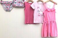 Girls Summer Bundle Of Clothes Age 6-7 F&F Angels George <DD682