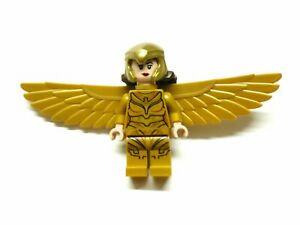 Lego Wonder Woman 76157 Diana Prince Gold Wings Minifigure Super Heroes