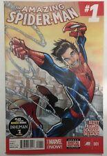 Amazing Spider-Man #1 2014 NM