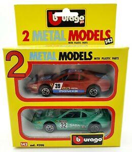 EBOND BBURAGO 2 Metal Models Cod. 4200 - 1:43 - 0099.