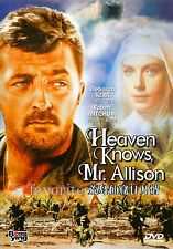 Heaven Knows, Mr. Allison (1957) - Robert Mitchum, Deborah Kerr - DVD NEW