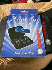 New listing Hohner blue ice Blues Pack with Case - 3 Harps in C, D, & G