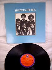 THE STYLISTICS--THE HITS, 1979, EXCELLENT CONDITION