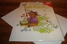 Grandma MOTHERS DAY CARD * GRANDMA ! Happy Mothers Day  .99 Special  NEW c107