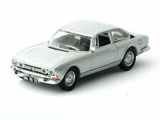 Norev Peugeot 504 Baujahr 1971 silber silver 1:87 H0 Art. 475462