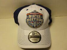 2016 MLB Winter Meetings New Era 9TWENTY Adjustable Baseball Hat (MEN One-Size)
