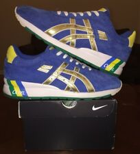 ASICS asics GT 2 II KFE Brazil Ronnie Fieg Kith Rio Olympics Gold Blue Green 12