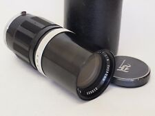 Olympus PEN F 150mm F4 Half Frame Camera Lens & Case. Stock No u8873