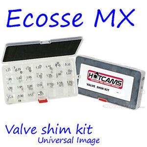 Hotcams Valve Shim Kit 9.48mm 400cc 426 450cc CRF KXF RMZ YZF HCSHIM02 Hot Cams