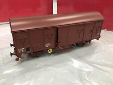 AMJL , Wagon couvert Gs 40.2 V1E 1/43  ( idem HAXO , LEMACO , JCR  )
