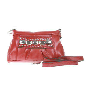 Kathy Van Zeeland Mujer Bolso shopper Rojo 14522