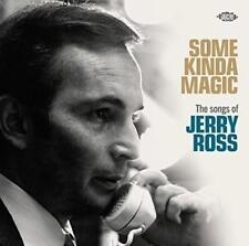 SOME KINDA MAGIC -THE SONGS OF JERRY ROSS New & Sealed 60s Soul CD NORTHERN (ACE