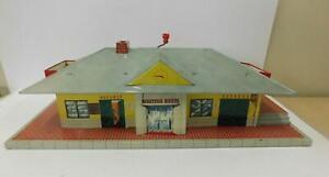 MARX 'O' 4418 GLENDALE STATION W/VOICE BOX