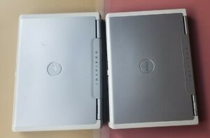 Lot of 2 DELL Inspiron E1505 / 6400 Core Duo 1/2GB RAM 0GB HDD BOOT TO BIOS