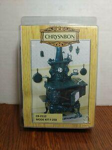 CHRYSNBON Furniture Kit - Kitchen Stove Set -  Model F-250 (NOS)