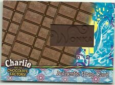 Charlie and the Chocolate Factory Chocolate Bar prop card 316/490