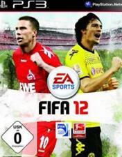 Playstation 3 FIFA 12 Fussball Deutsch BRANDNEU