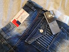 BNWT must have K&M KOSMO LUPO Men's Jeans - size W38 L34