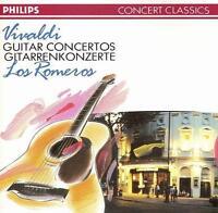 Antonio Vivaldi: Guitar Concertos with Los Romeros