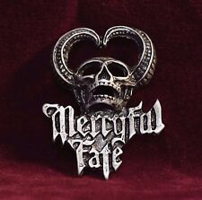 MERCYFUL FATE LOGO  PIN  BADGE