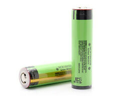 Panasonic 3400mAh With holder case Battery Rechargeable  Button Top  Protected
