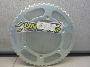 Sunstar 2-359247 47 Dente Posteriore Pignone Per Honda / Yamaha (22257)