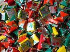 ★ ca.1100 kleine Fruchtkaramellen sauer ★ Karneval Wurfmaterial ★ 100g // 0,55€