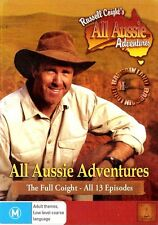 Russell Coight's All Aussie Adventures : Series 1-2 : NEW DVD