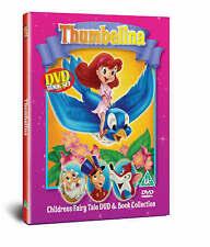 Thumbelina - Childrens Fairy Tale DVD & Book set (2008)