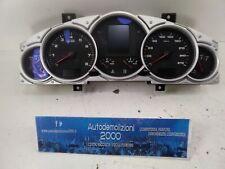 RICAMBI USATI CONTACHILOMETRI PORSCHE Cayenne 1° Serie  2005 4000 Benzina 355556