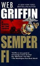 Semper Fi (The Corps, Book 1) by W.E.B. Griffin, Good Book