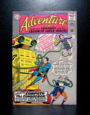 COMICS: DC: Adventure Comics #340 (1966), 1st Computo app - RARE (superboy)