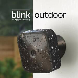 BLINK OUTDOOR Add-on Camera 1080p HD Wifi All-new Amazon Security System 2YR WTY