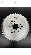 SPROCKET 48 Tooth Motorized Bicycle 2-Stroke Engine. Can You Say Fast?