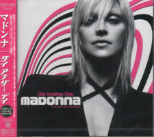 Madonna Die another Day Remixes Japan CD Factory Sealed WPCR-11398 Brandnew