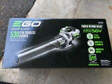 Ego Lb5302 Cordless 56V Electric Blower With 2.5 Ah Battery And Charger