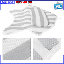 Bath Pillow Spa Bath Pillow with 6 Suction Cups Bathtub Mat for Supporting Head