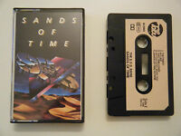 THE S.O.S. BAND SANDS OF TIME CASSETTE TAPE 1986 PAPER LABEL CBS (TABU) UK