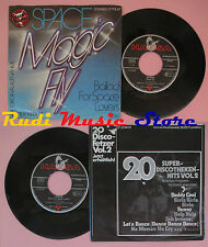 LP 45 7''SPACE Magic fly Ballad for space lovers 1977 germany HANSA no cd mc dvd
